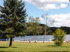 Camping Lac de Miel